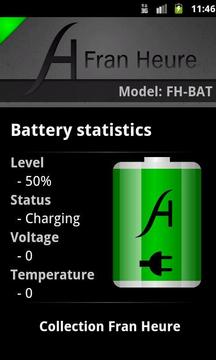 Fran Heure Battery - FH-BAT