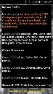 Buenos Aires Cortes