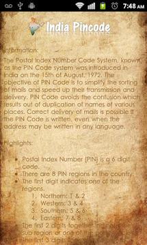 India Pincode