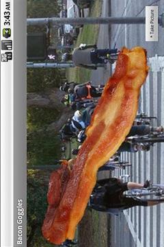 Bacon Goggles