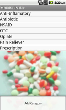 Medicine Tracker 2