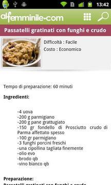Cucina alfemminile