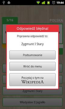 Zgaduj: wiedza o Polsce