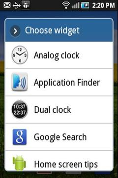 Voice Application Finder