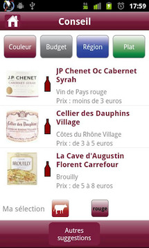 Carrefour Vin
