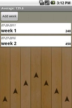 Bowling Stats and Logger