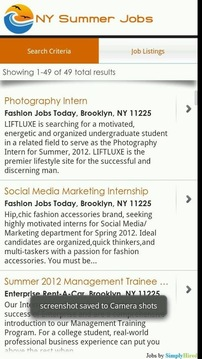 NY Summer Jobs - NY Job Finder
