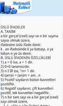 Matematik Rehberi