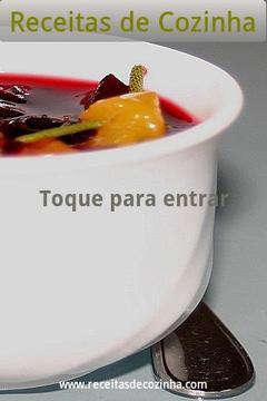 Receitas de Cozinha