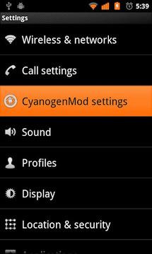 Basic Orange for CM7