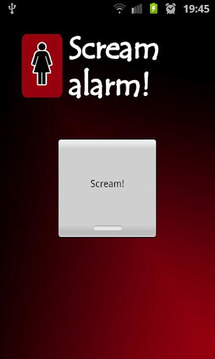 Scream Alarm!