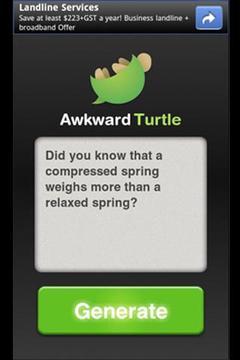 Awkward Turtle