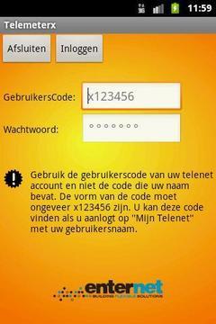 TelemeterX