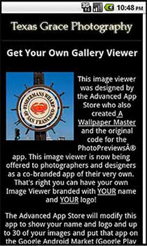 Texas Grace Image Viewer