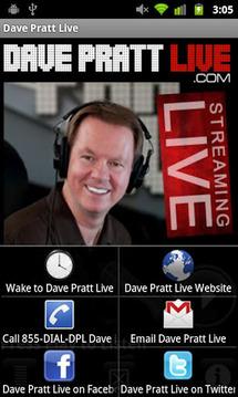 Dave Pratt Live