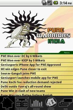 Pune Warriors India
