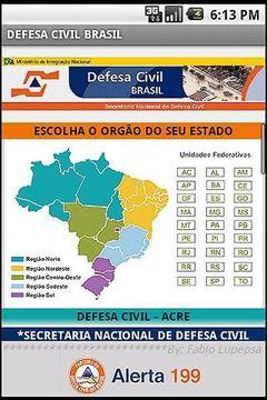 Defesa Civil do Brasil