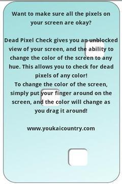 Dead Pixel Check Free