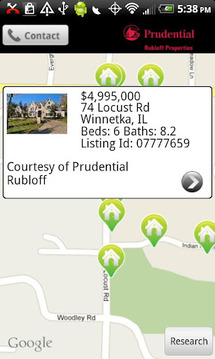 Prudential Rubloff Mobile
