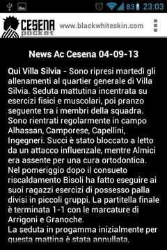 Cesena Pocket