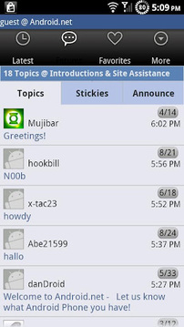 Android Forum