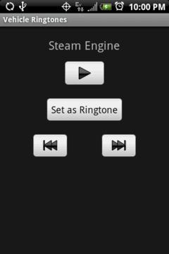VEHICLE Ringtones