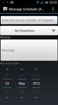 Message Scheduler (Ad Free)