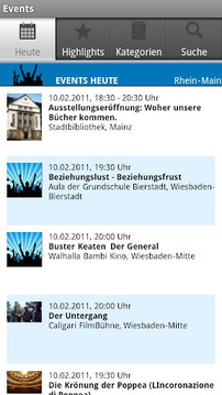 RheinMain Events