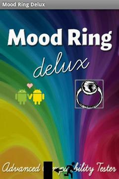 Mood Ring Delux