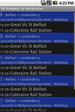 Northern Ireland Railways