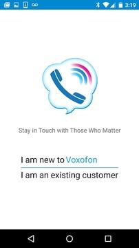 Voxofon呼叫国外