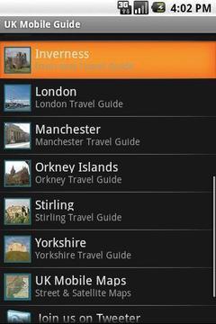 英国旅游指南