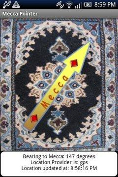 Mecca Pointer