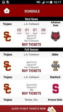USC Trojans GameDay