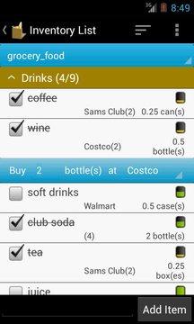 Grocery Helper - Lite