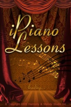 Piano Lessons App