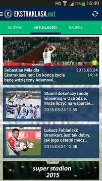 Ekstraklasa.net LIVE!