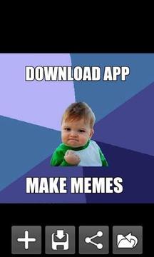 Advice Animal Meme Creator