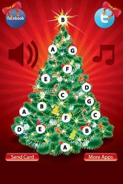 圣诞音乐树