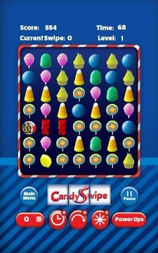 糖果刷 Candy Swipe