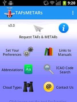 TAFs和METARs