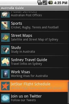 澳大利亚旅游指南