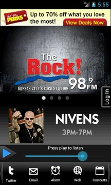 98.9 The Rock!