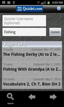 gFlash+ Flashcards & Tests