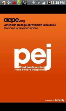 Physician Executive Journal (PEJ)