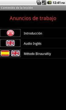 Escucha y Aprende Inglés
