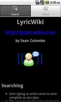 LyricWiki lyrics