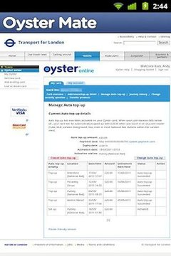 Oyster Mate