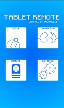 Tablet Remote