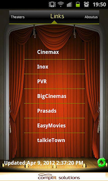 cINemas Hyderabad